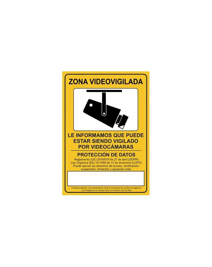 Zona videovigilada nueva señal 2018 1